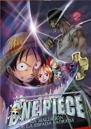 One Piece: La maldición de la espada sagrada (2004)