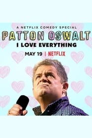Patton Oswalt: I Love Everything (2020), film online subtitrat în Română
