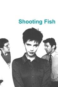 Poster Shooting Fish 1997