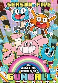 The Amazing World of Gumball - Season 5 poster