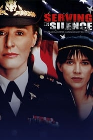 Poster Serving in Silence: The Margarethe Cammermeyer Story 1995