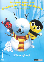 Les quatre saisons des drôles de petites bêtes-hivers givré