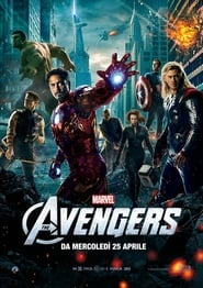 The Avengers streaming