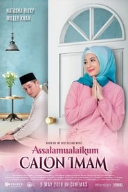 Assalamualaikum Calon Imam Official Movie Poster