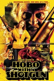Poster Hobo with a Shotgun 2011