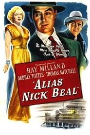 Poster Alias Nick Beal 1949