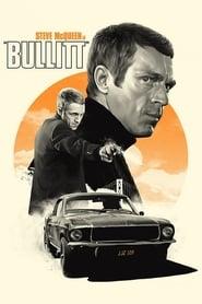Poster Bullitt 1968