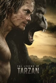 La leyenda de Tarzán (The Legend of Tarzan)