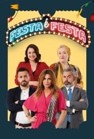 Poster Festa é Festa 2021