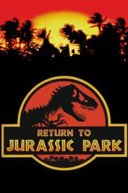 Return to Jurassic Park poster