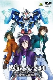 Poster Mobile Suit Gundam 00 Special Edition II: End of World 2009