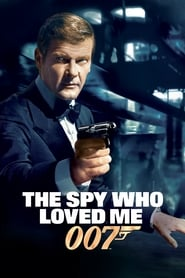 Poster The Spy Who Loved Me 1977