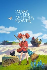 Mary and the Witch's Flower (2017) Sub Indo