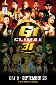 NJPW G1 Climax 31: Day 5 2021