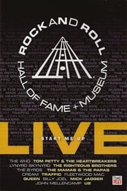 Rock and Roll Hall of Fame Live: Start Me Up