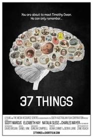 37 Things (2020)