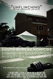 South Bureau Homicide 2016