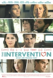 Poster del film The Intervention