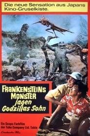Frankensteins Monster jagen Godzillas Sohn (1967)