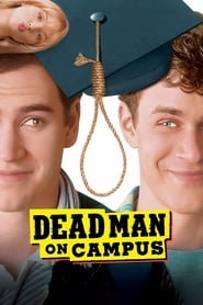 Poster for Dead Man on Campus