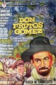 Don Frutos Gómez 1961