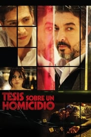 Watch Thesis on a Homicide (2013) 123Movies