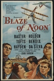Affiche de Film Blaze of Noon