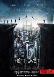 Hét nővér-magyarul beszélő, angol-francia-belga-amerikai sci-fi, 123 perc, 2017