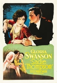 Affiche de Film Sadie Thompson