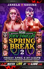 GCW Joey Janela's Spring Break 2