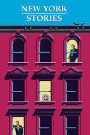 Poster New York Stories 1989