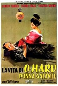 Vita di O-Haru, donna galante 1952