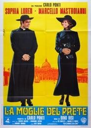 La moglie del prete 1970