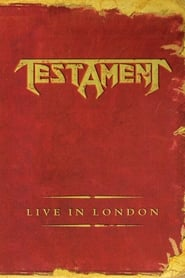 Testament: Live in London