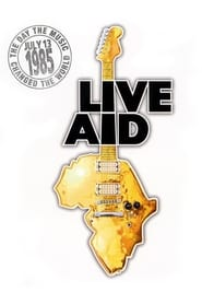 Poster Live Aid 1985