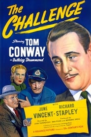 Poster The Challenge 1948