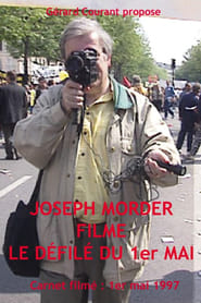 Joseph Morder filme le défilé du Premier Mai 2012