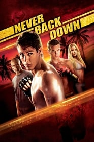 Poster Never Back Down 2008