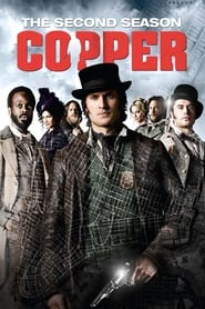Copper - Season 2 (2013) poster