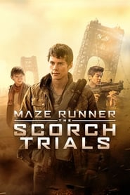 Poster Maze Runner: The Scorch Trials 2015