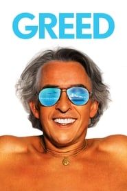 Poster for Greed