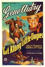Poster Git Along Little Dogies 1937