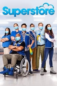 Poster Superstore - Season 4 2020