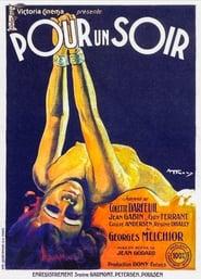 Pour un soir..! 1931