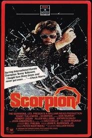 Poster Scorpion 1986