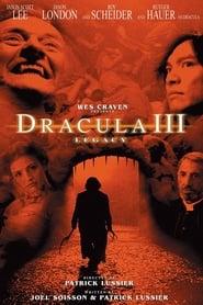 Dracula 3 : L'Héritage