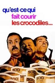 Poster Qu'est-ce qui fait courir les crocodiles ? 1971