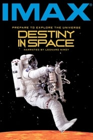 Poster Destiny in Space 1994