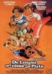 De lengua, me como un plato (1990)