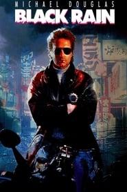 Poster Black Rain 1989